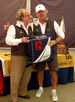 2012 12 Metre North American Championship Awards Ceremony 09/23/12