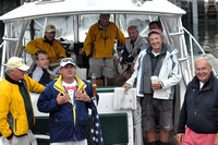 2012 12 Metre North American Championship Bannisters Wharf Dockside 09/22/12